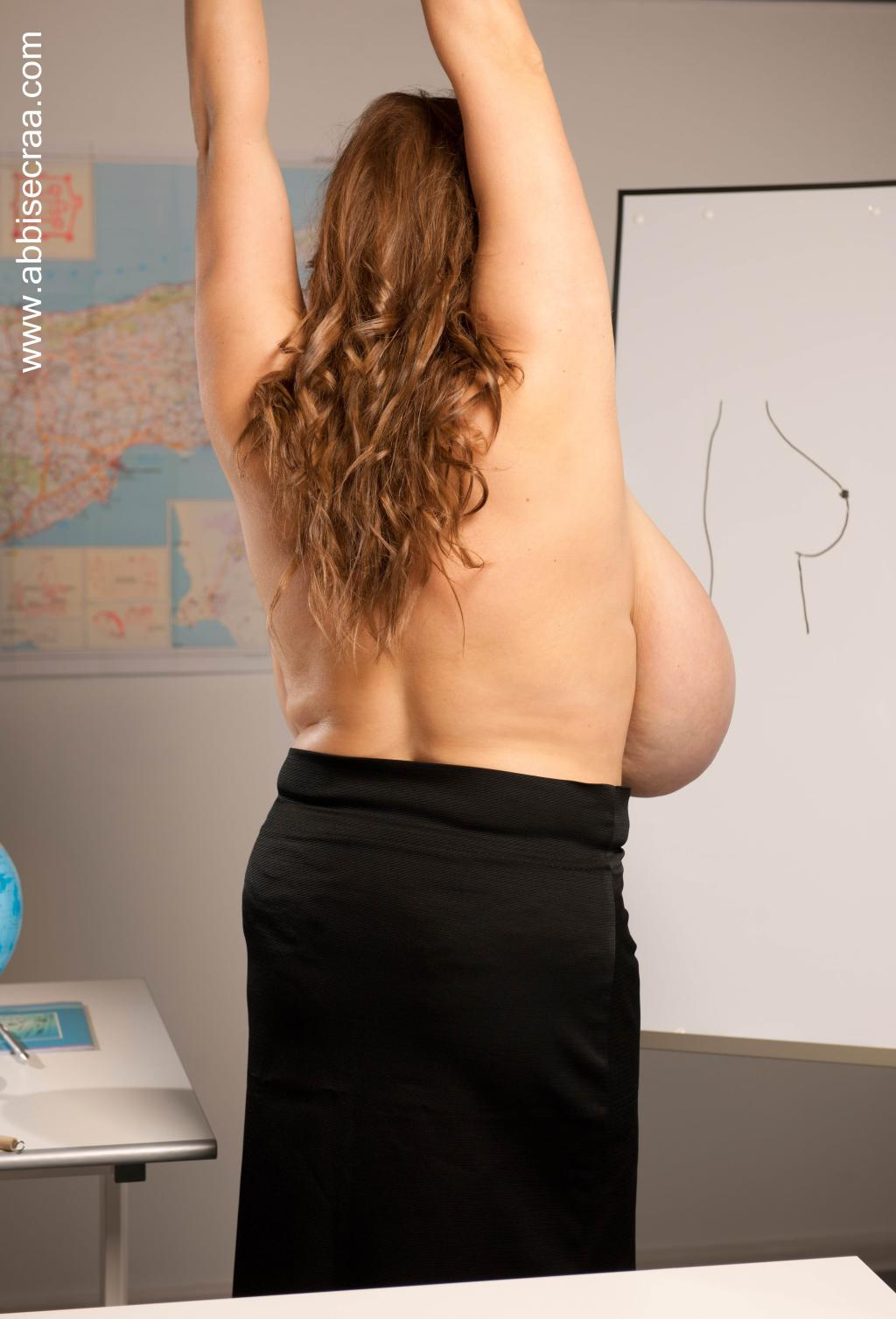 Coming soon: School mistress in HD pictures