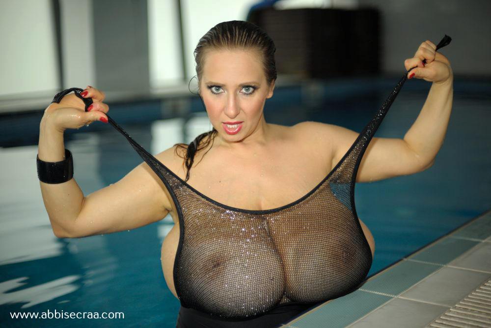 Black swimsuit - photos