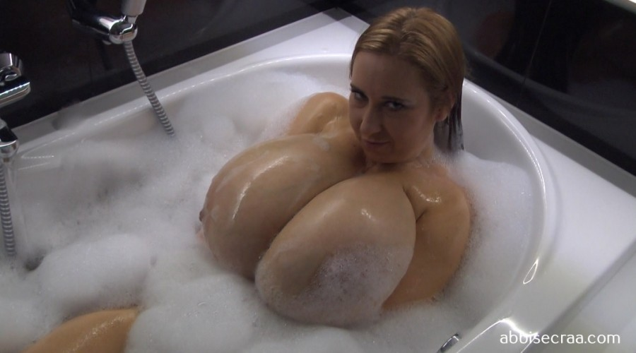 Foam , nipples, excitement - screen grabs