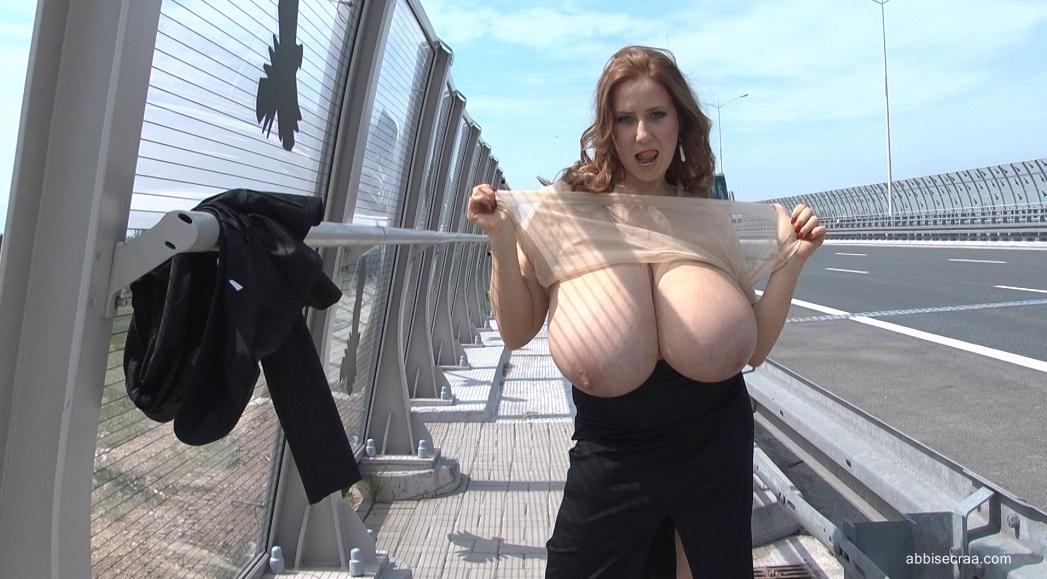 Coming soon: Abbi Secraa's breasts evolution