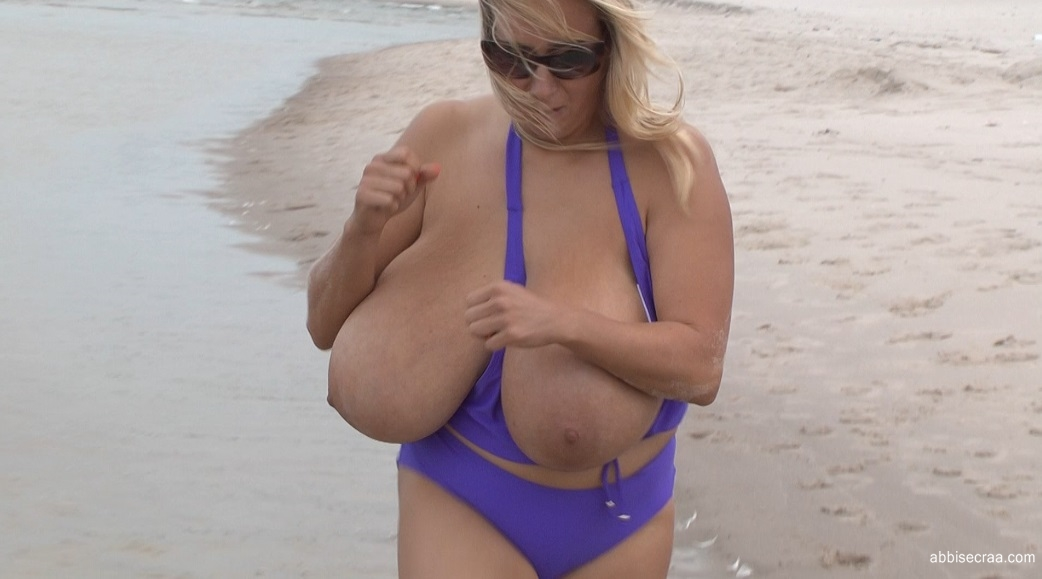 ...empty beach-running to you !